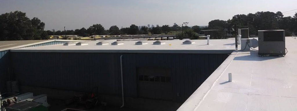 Conklin Commercial Flat Roof Repair in VA