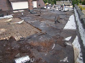 Conklin Flat Roof Repair