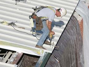 Metal Roof Repair in Lynchburg VA