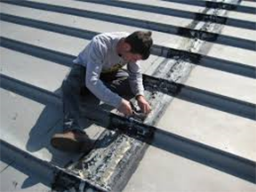 Metal Roof Repair in Lynchburg