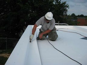 Conklin Flat Roof Repair