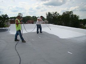 Conklin Commercial Roof Coating