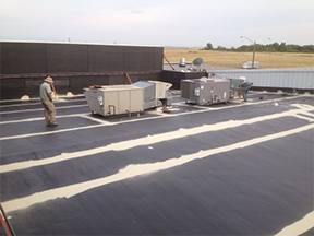 Conklin Rubber Roof Repair